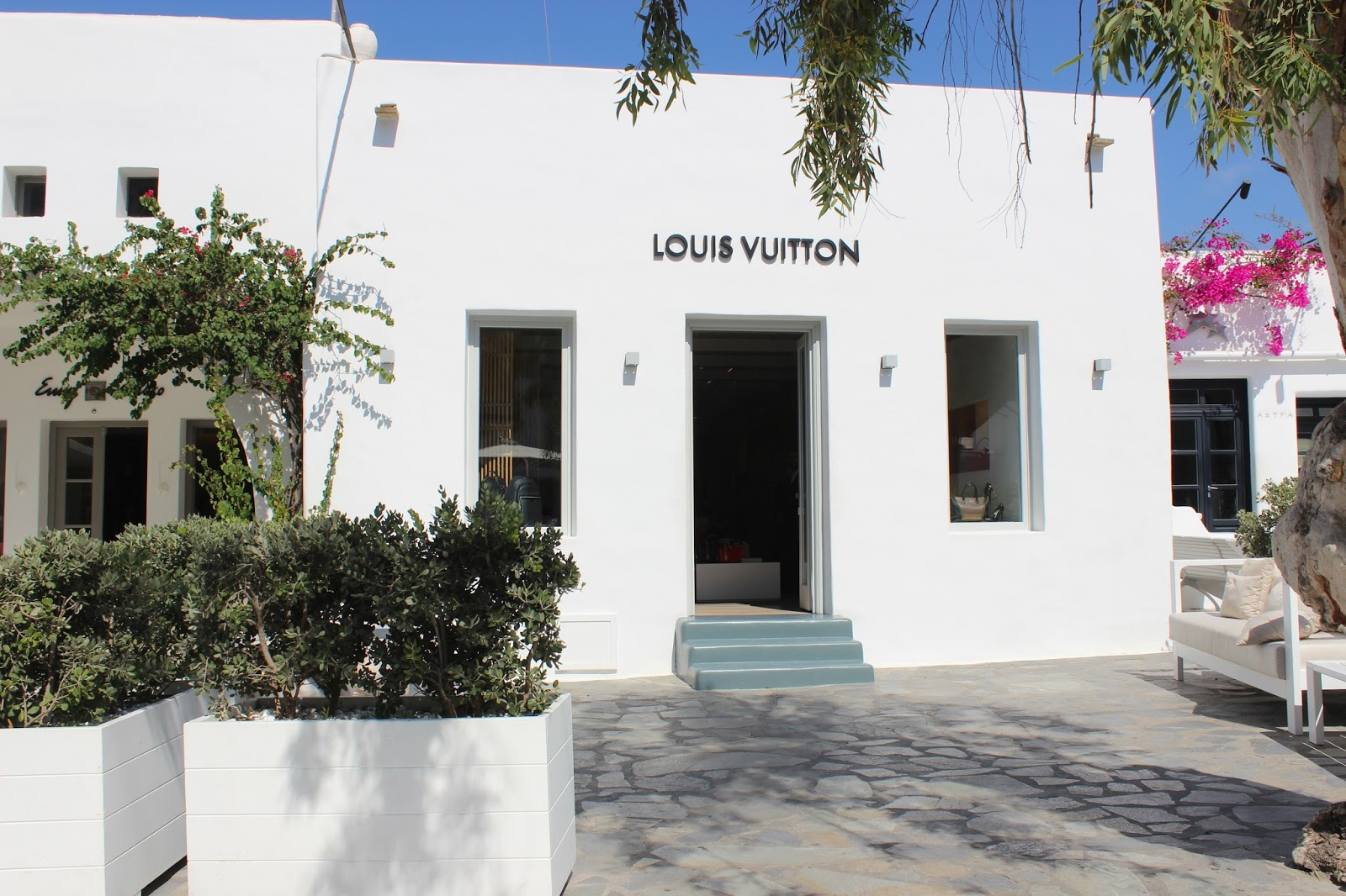 Louis Vuitton Mykonos Town