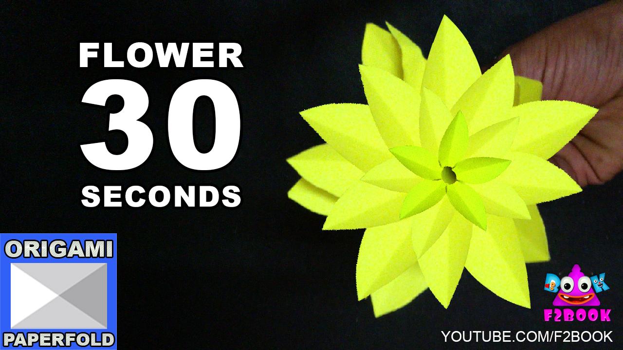 How to make - Kusudama Flower Ball    kusudama flower bouquet ...   720x1280