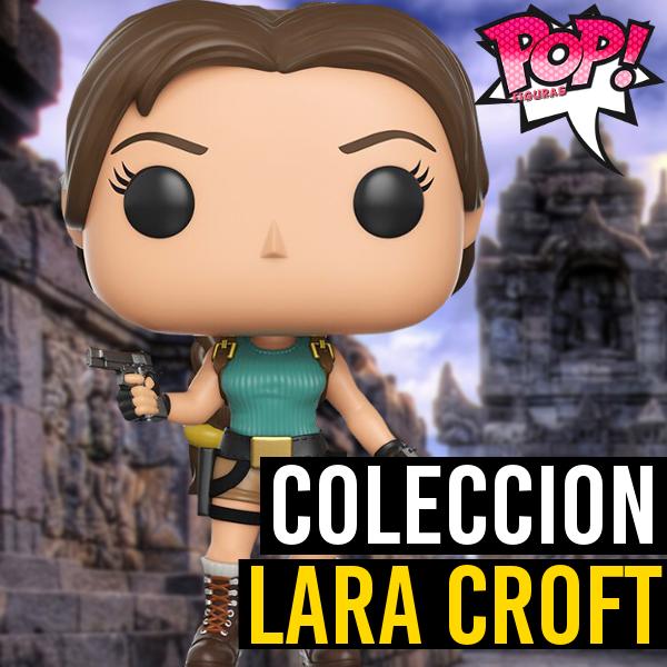 Figuras Funko Pop Lista Y: Funko POP Lara Croft (Tomb Raider)