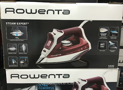 Ensure you look your best with the Rowenta Steam Expert Iron (DW8197)