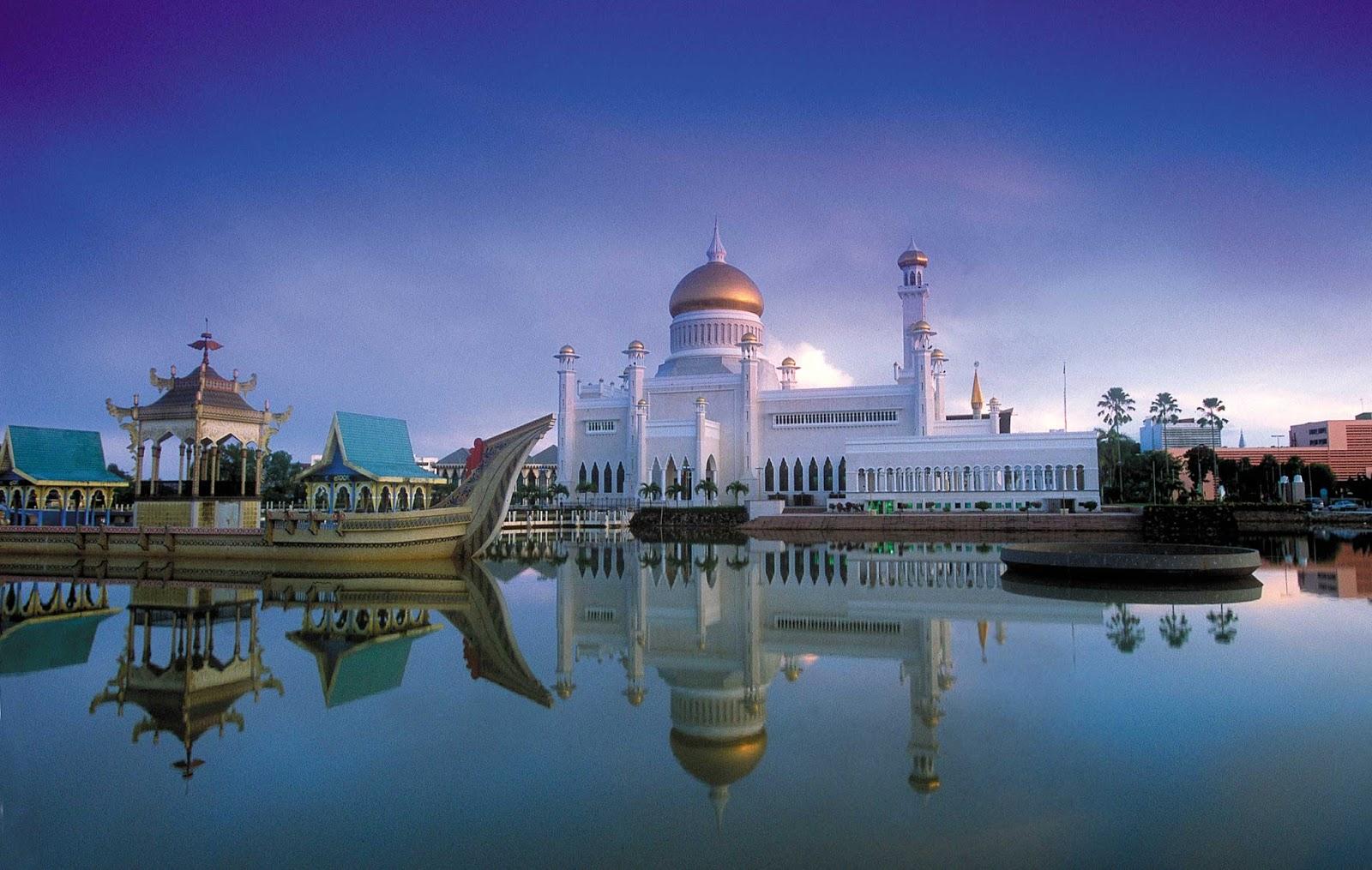 A day in Brunei Darussalam - YouTube  |Brunei