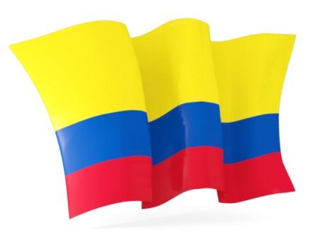 Imágenes De La Bandera De Colombia Para Colorear Para