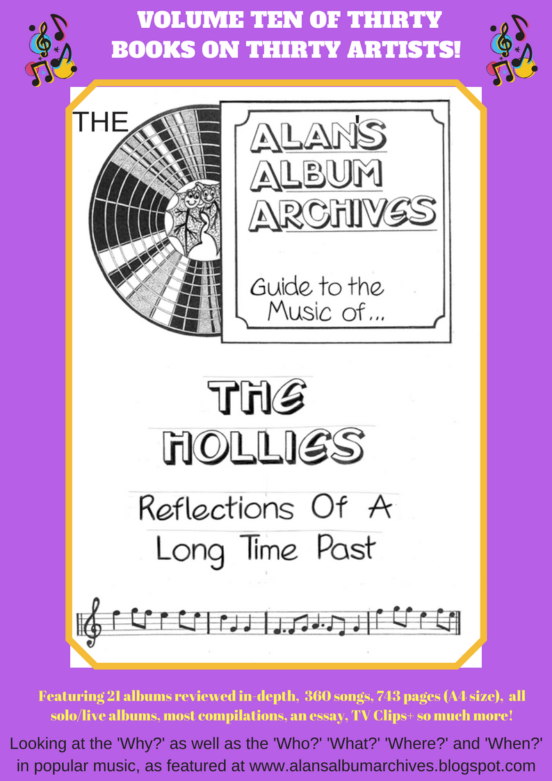 Alan's Album Archives: The Hollies