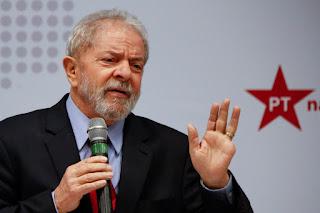 Lula perde dois pedidos de habeas corpus na Justiça Federal