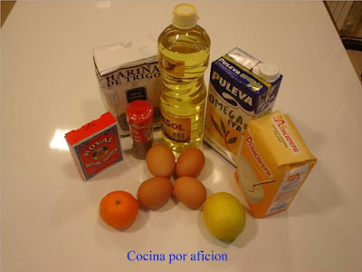 ingredientes roscos de anís