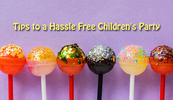 hassle free children's party - kids - parenting