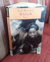 Cover von Sula: Ein schwarzes Mädchen blickt uns von unten herauf an
