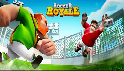 MOD APK Hack Unlimited Coins Update Terbaru Android Soccer Royale 2018 MOD APK 1.0.5 (Unlimited Coins+Gems) Terbaru For Android