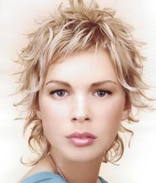 Peachy Short Curly Hairstyles For Women 2013 Hair Style Trends Hairstyles For Women Draintrainus