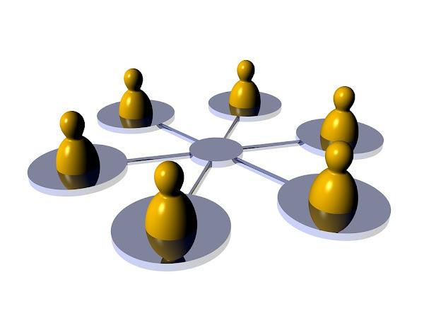 社會網絡的研究因為社會網絡服務的興起而令人著迷,圖片來源:Pixabay
