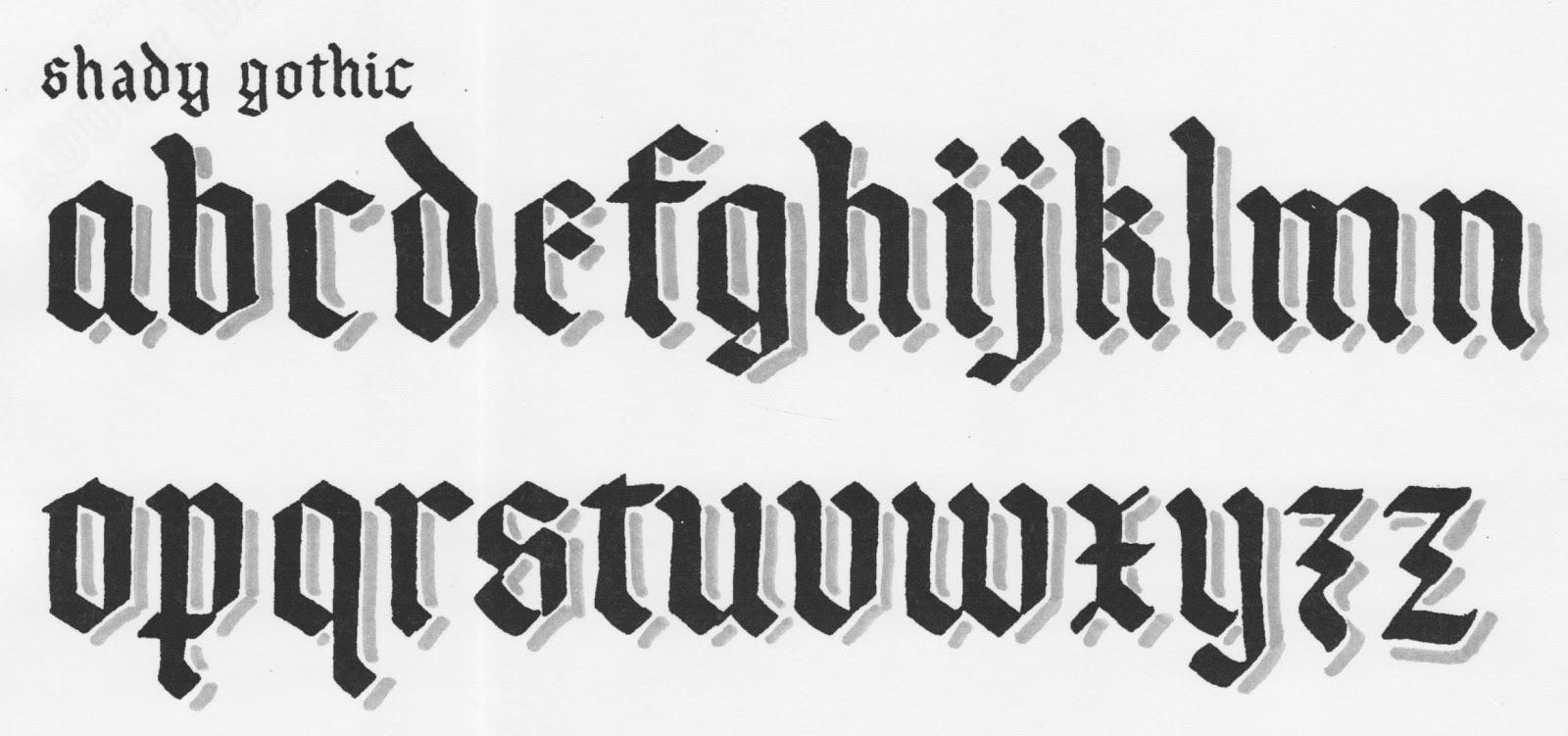 Margaret Shepherd Calligraphy Blog 42 Shady Gothic Expocarfo Gallery
