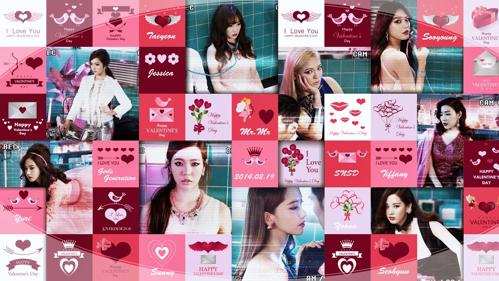SNSD Girls' Generation Wallpaper 2014 - Free Kpop ...