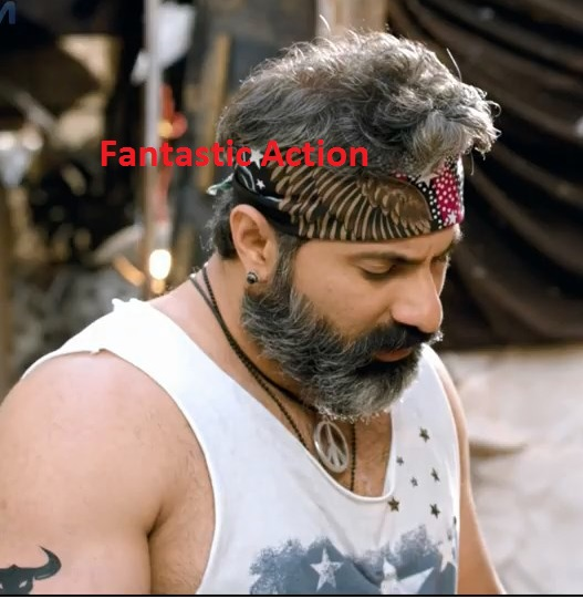 Fantastic Action (2019) Hindi Dubbed 720p HDRip 1.6GB
