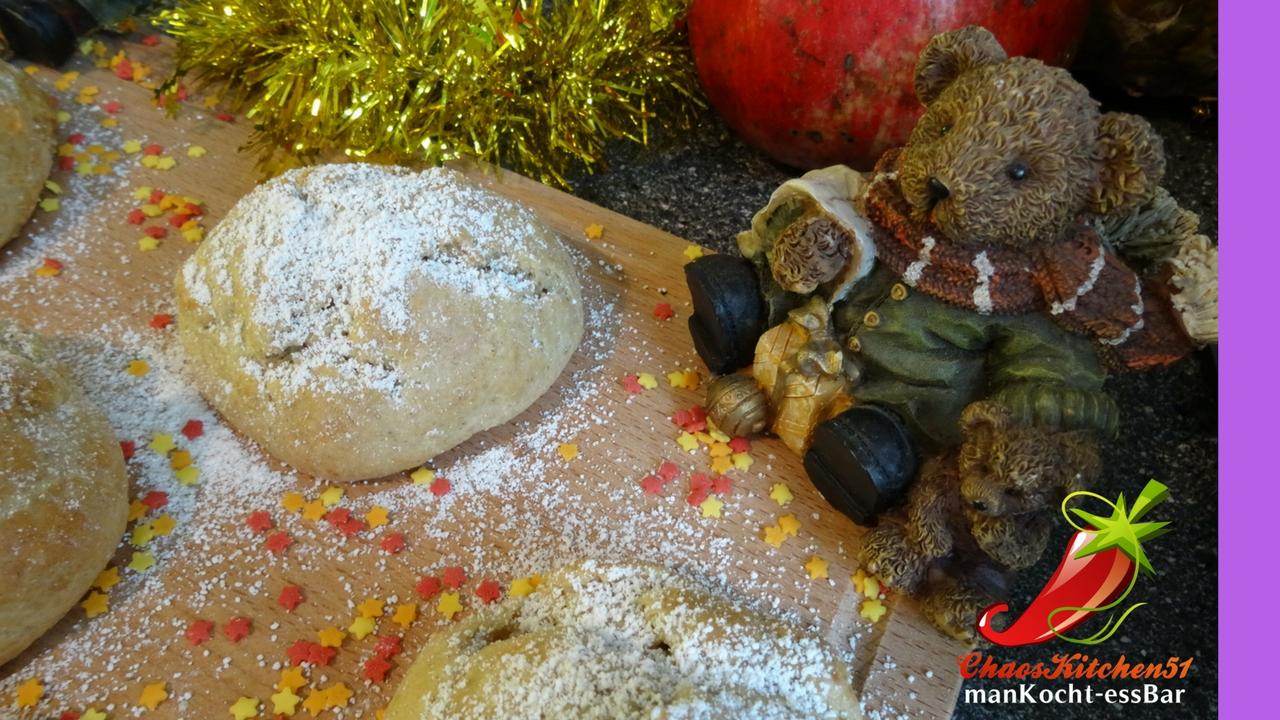 Weihnachtliche Quarkbällchen von Chaos Kitchen 51