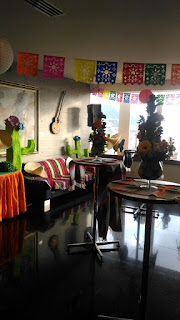 decoracion fiesta mexicana