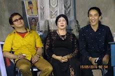 """Gambus Mama Salma Dari Pekalongan """"Lagu Kun Anta"""" Live Di Pati"""