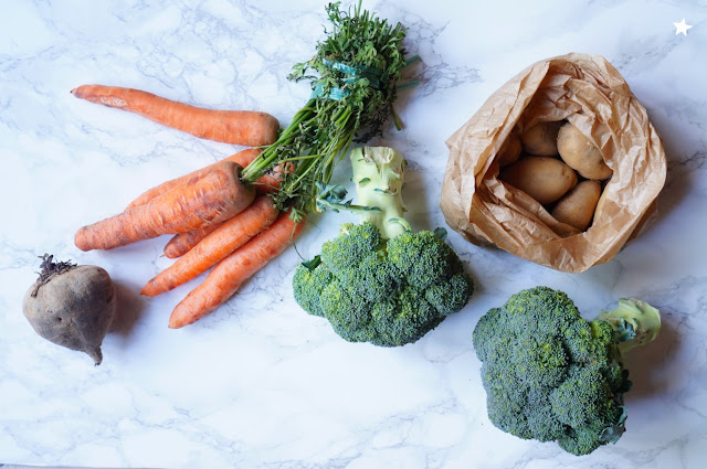 photo culinaire légumes