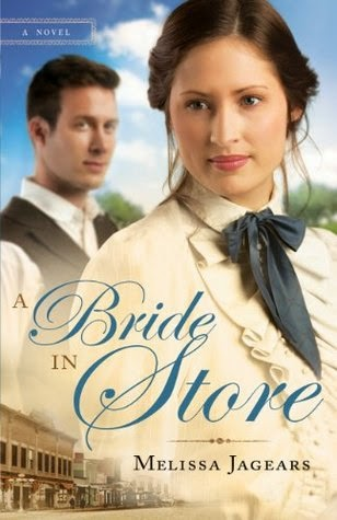 A Bride in Store by Melissa Jagears