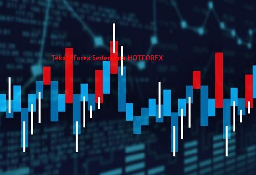 Teknik Trading Sederhana tapi Pofit di HOTFOREX