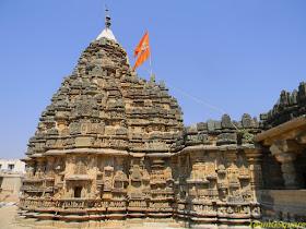 Sri Someshwara Temple, Lakshmeshwara