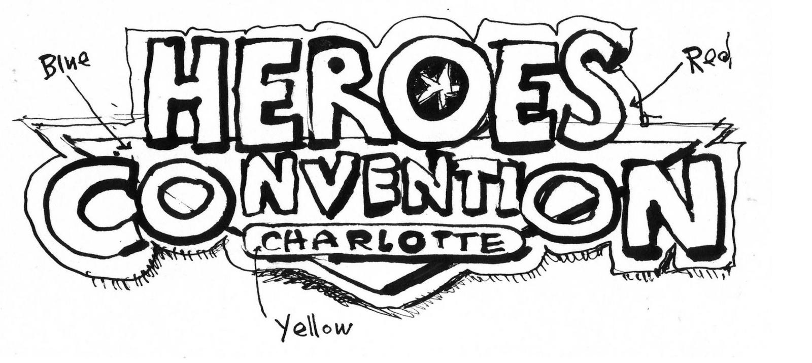 cul de sac: HEROESCON 2014