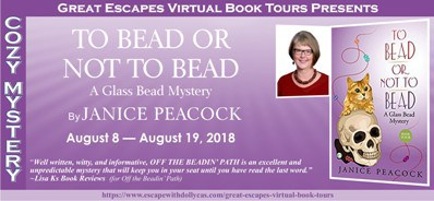 Upcoming Blog Tour 8/17/18