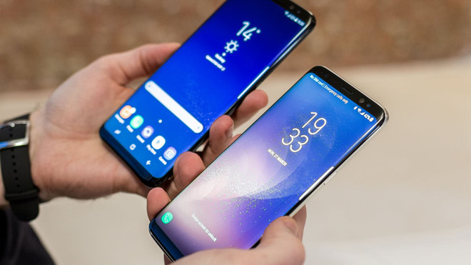 Download] Stock Rom cho Samsung Galaxy S8 Plus ~ LGV MOBILE SERVICES