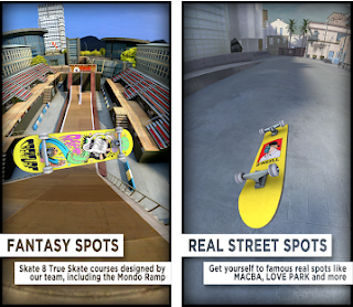 True Skate Apk Mod Unlimited Money Free for android