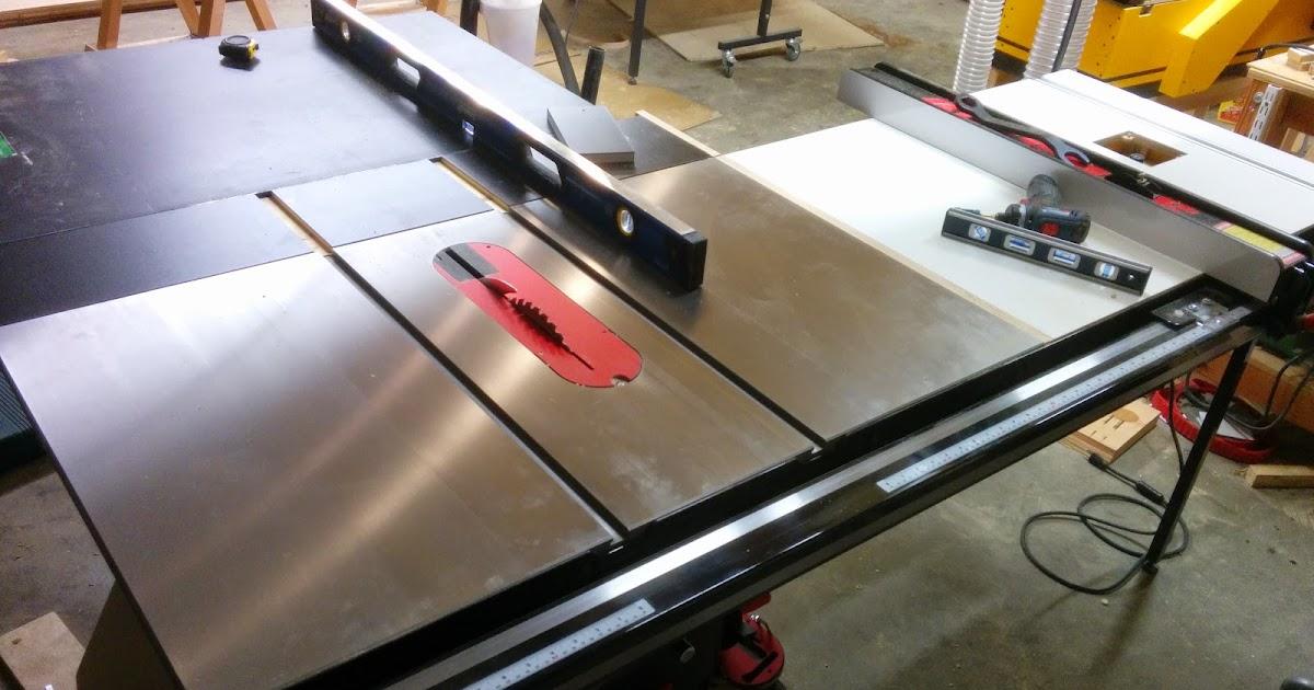 Experience  Improve  Make : Hammer B3 winner sliding table