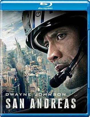 San Andreas 2015 Hindi Dubbed BluRay