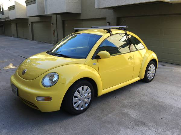 Used VW New Beetle 2002