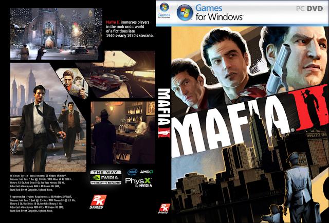 تحميل لعبة mafia 2 مضغوطة برابط واحد