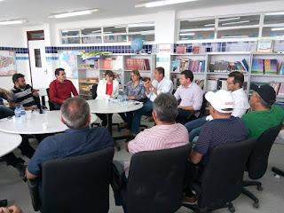 Prefeito de Picuí participa de Seminário Comemorativo ao Dia Nacional do Garimpeiro em Junco do Seridó