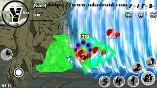 Download Naruto Senki Narsen Mod by Yuda Apk