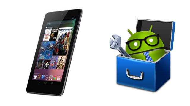 Nexus 7 Toolkit