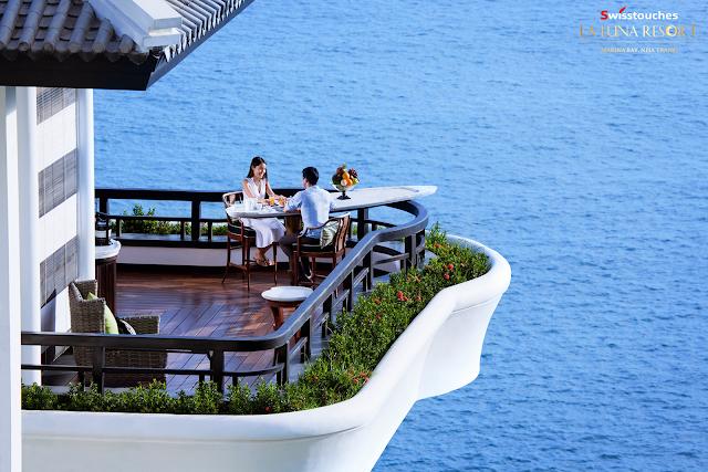 không gian xung quanh Laluna Resort Nha Trang