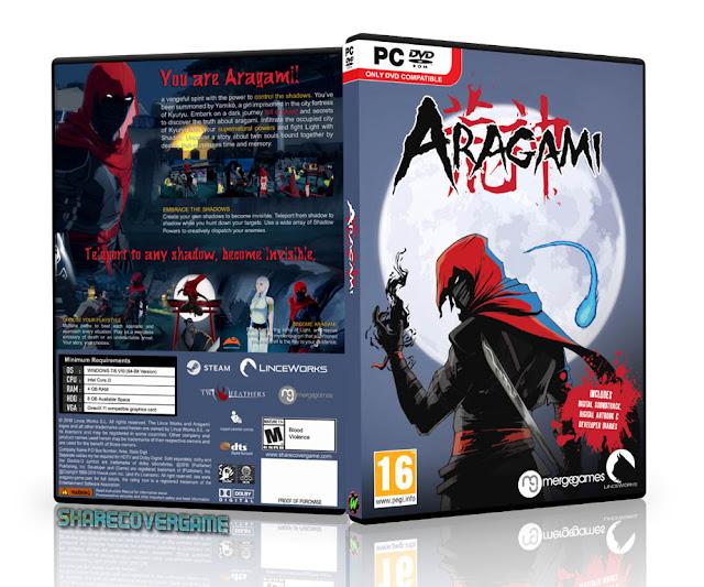 Aragami Cover Box