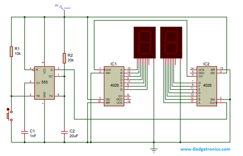 Prime Likewise Bcd To 7 Segment Display Circuit On 7 Segment Wiring Wiring Cloud Peadfoxcilixyz