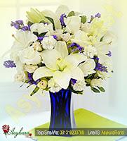 toko bunga meja bekasi