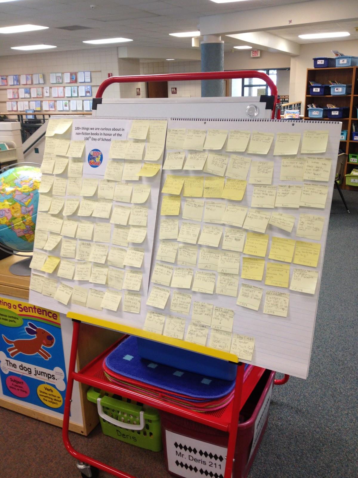 Mr Deris 2nd Grade Blog 100th Day Of School