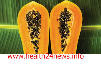 Natural medicine papaya