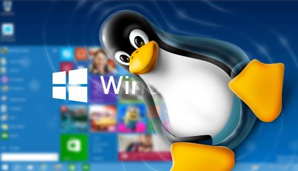 مايكروسوفت تدمج أوامر لينيكس في التحديث الجديد من ويندوز 10