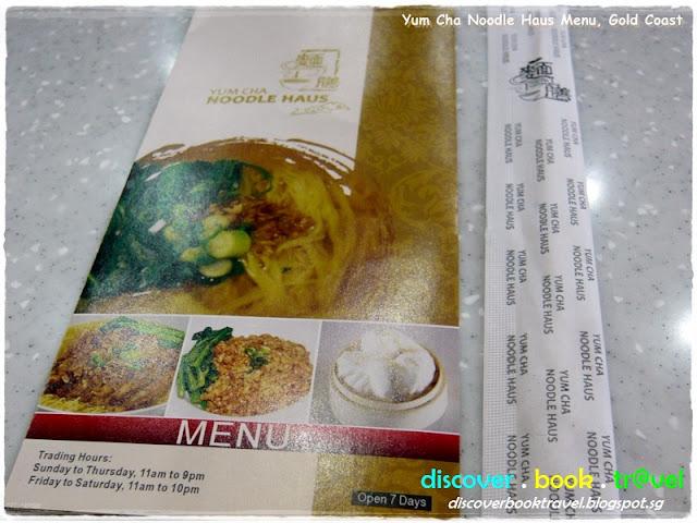 Restaurantanmeldelse Yum Cha Noodle Haus Surfers Paradise-8644