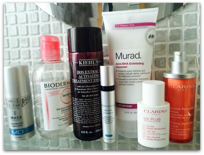 Autumn Skincare Picks 2015