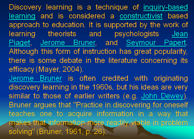 Penerapan Discovery Learning dalam Pembelajaran