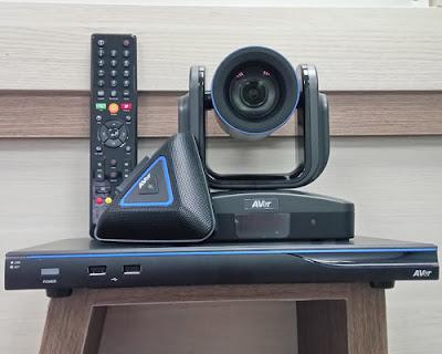Thiết bị hội nghị truyền hình AVer EVC350