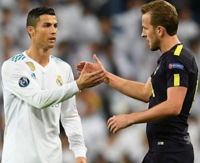 Why Comparing C Ronaldo and Harry Kane