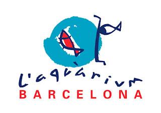 L'Aquàrium de Barcelona logo
