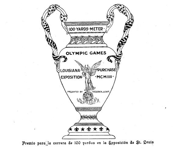 Jocs Olímpics, Saint Louis, 1908