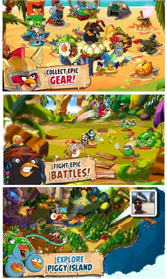 Angry Birds Epic v2.8.27220.4691 Mod (Unlimited Coins)